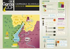 <b>Oil</b> Garda explained in five Infographics | Italian Food Excellence