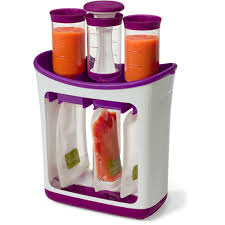 Infantino Fresh <b>Squeeze Station Baby Food</b> Maker - Walmart.com