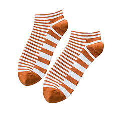 Voberry Fashion <b>Men's Four Seasons</b> Striped <b>Low Cut</b> Socks Cotton ...