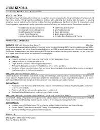 sample resume template on word 2007 for executive chef with professional experience resume template in word 2007
