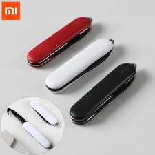 Xiaomi Mijia <b>Huohou Mini</b> Unpacking Knife <b>Fold</b> Fruit Knife Cut <b>Tool</b> ...