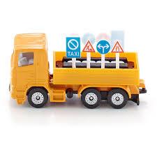 Купить модель <b>машины Siku</b> модель <b>грузовика</b> с дорожными ...