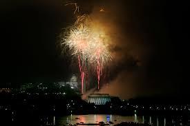 Rain postpones some D.C.-area fireworks shows | WTOP