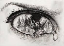 Resultado de imagen de lágrimas dibujo