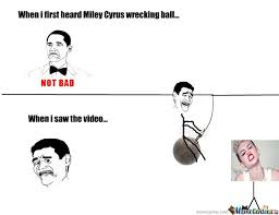 Miley Cyrus – Memes that the Internet has gifted to her (Part Two ... via Relatably.com