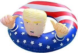 NinoStar Donald Trump American Float Summer Pool ... - Amazon.com