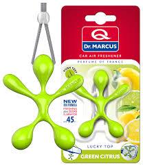 <b>Dr</b>. <b>Marcus Ароматизатор</b> для автомобиля <b>Lucky</b> Top Green Citrus ...
