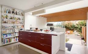 Things You Can Do Without Planning Permission   Homebuilding    a transformed council house   split level kitchen diner