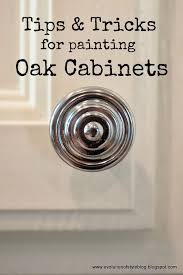 Tips + Tricks for Painting Oak Cabinets - Evolution of <b>Style</b>