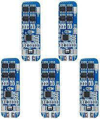iHaospace <b>5Pcs 3</b> Series <b>11.1V</b> 12V 12.6V 10A 18650 BMS ...