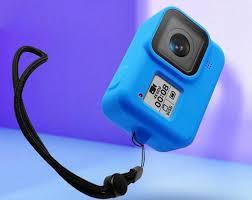 Обзор силиконового чехла с ремешком для <b>камеры GoPro</b> HERO8