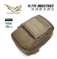 <b>FLYYE MOLLE</b> EDC Small Bag Military camping hiking modular ...