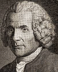 jean jacques rousseau ronald thomas west rousseau