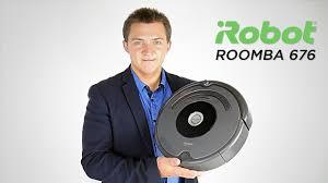 Обзор <b>робота</b>-<b>пылесоса Roomba 676</b> - YouTube