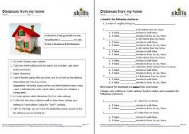 Functional Maths - measures, shape, money | Skills WorkshopA worksheet where learners research and record findings using Google maps. The idea is to get them familiar with reference points for distances.