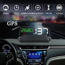 <b>Hud T900</b> GPS <b>Head</b> Up Display Projector Digital Car Speed ...