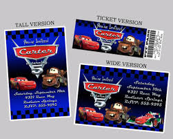 disney cars birthday invitations afoodaffair me disney cars birthday invitations