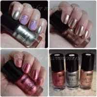 <b>Лак для ногтей</b> LUXVISAGE <b>Metallic</b> Show   Отзывы покупателей