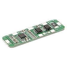 Buy <b>4A</b>-<b>5A 4 String</b> 18650 Li-Ion Lithium Battery Cell Protection ...