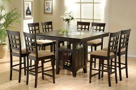 Square Kitchen Table With Bench 17 Best Images About Pub Table N Chairs On Pinterest Marble Top