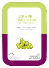 <b>Маска для лица</b> с экстрактом винограда Grape <b>Daily</b> Mask Wims8 ...
