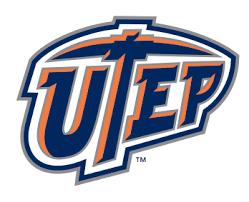 Image result for utep logo