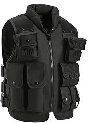 antWalking <b>Outdoor Tactical Nylon</b> Vest Security Guard Adult ...