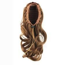 hidola chignon wig synthetic hair piece braided clip in bun high temperature fiber donut rollers