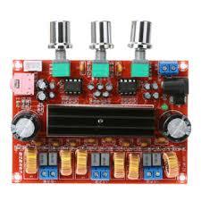 <b>TPA3116D2</b> 50Wx2 +100W <b>2.1 Channel Digital</b> Subwoofer Power ...
