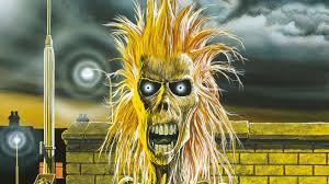 <b>Iron Maiden's Iron Maiden: the</b> debut album that changed metal ...