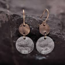 <b>Vintage</b> Round Circle Dangle Earrings For Women Girls Party ...