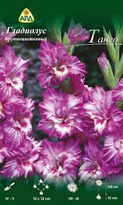 АПД <b>Гладиолус</b> Танго / A309791 (10шт) Семена цветов купить в ...