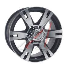 6х1397ЕТ38D671 <b>Диск колесный литой</b> MITSUBISHI L200,Pajero ...