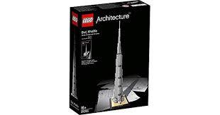LEGO 21055 <b>Architecture</b> Burj Khalifa - New <b>Model</b>: Buy Online at ...