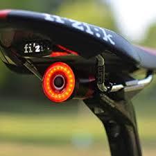 Nkomax Smart Bike <b>Tail</b> Light Ultra Bright, Bike Light <b>Rechargeable</b>