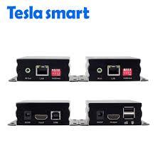 <b>Tesla smart</b> IP Network <b>KVM</b> Extender High Quality 120m <b>USB</b> ...