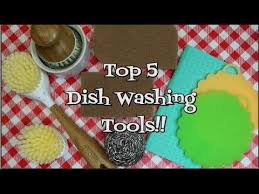 Top 5 Dish <b>Washing</b> Tools~<b>Home</b> Keeping~<b>House Cleaning</b>~Top 5 ...