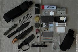 Мой Survival Kit или набор выживания на все случаи жизни ...