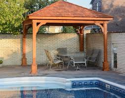 pitched roof patio gazebo love