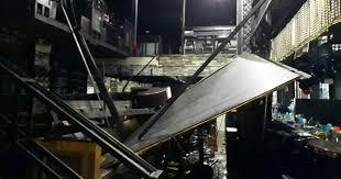 Two dead in <b>Korean nightclub</b> balcony collapse at world swim   <b>New</b> ...