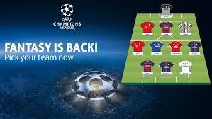 Pick your Fantasy Football team | UEFA Champions League | UEFA ...