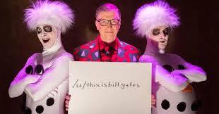 Bill Gates Reddit AMA: concerned but optimistic about USA