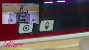 <b>JANOME</b> 603DC видео обзор - YouTube