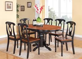black kitchen dining sets:  modern kitchen small oval kitchen table and chairs the multifunction oval kitchen table  piece