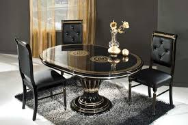 The Best Dining Room Tables Dining Room Table Sets Leather Chairs Bring Elegance Black 2017