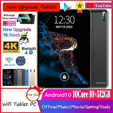 <b>2020New</b> Upgrade <b>P30</b> WiFi <b>Tablet</b> PC 10.0 Inch Ten Core Android ...