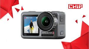 Обзор <b>экшен</b>-<b>камеры DJI Osmo Action</b>: с неба на трассу