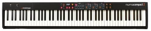 Электронное <b>пианино Studiologic Numa</b> Compact 2 купить в ...