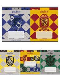 <b>Тетрадь 18л</b> А5 серия -Гарри Поттер- Комплект 20 шт Hatber ...