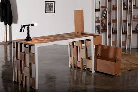 modern modular recycled kitchen furniture diy home office desk recycled